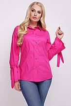 Блуза жіноча Агата малина