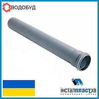 Труба канализационная внутренняя (Серая)  Инсталпласт 110/250