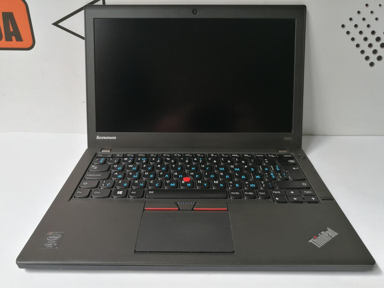 """Ноутбук Lenovo ThinkPad x250, 12.5"""", Intel Core i5-5200U 2.7GHz, RAM 8ГБ, SSD 128ГБ, Акция!"""