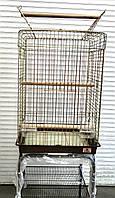 Клетка с подставкой для попугаев и птиц (50 х 40 х 80 см), фото 1