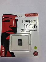 Карта памяти micro sd Kingston 32Gb