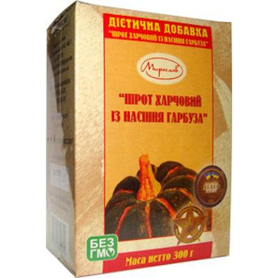 Шрот из семян тыквы, 300г