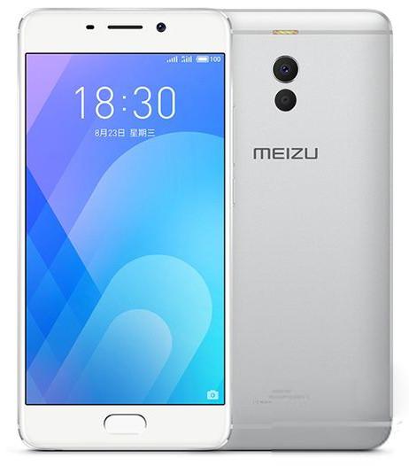 Meizu M6 NOTE 3/32Gb Silver Гарантия 1 Год