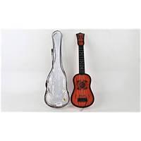 Гитара 6 струнная в чехле 8030