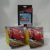 Детские надувные нарукавники для плавания «Тачки» | «Intex»