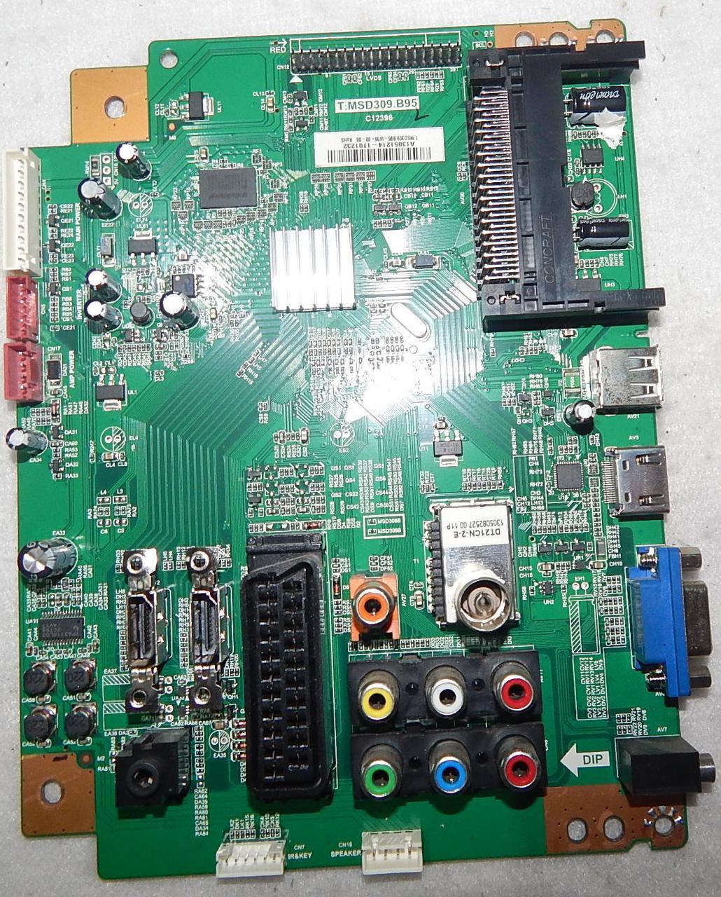 Материнская плата T.MSD309.B95 для телевизора FUNAI 39FL753P/10