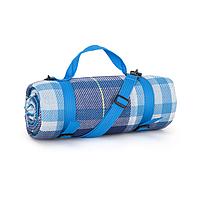 Коврик для пикника и пляжа Кемпинг HB-15 (покрывало, коврик-сумка, плед). Размер 150 × 135 см