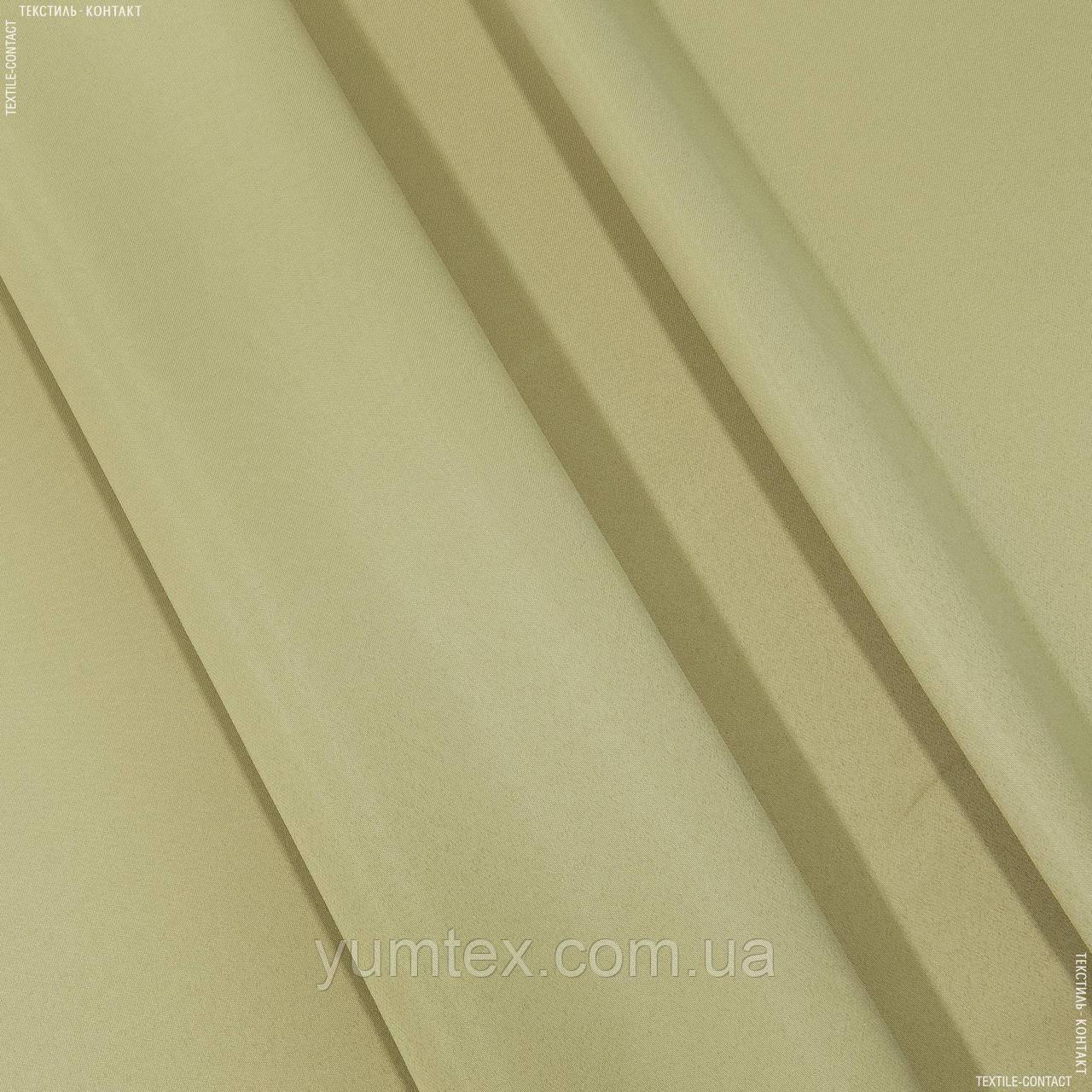 Декоративний атлас корсика беж-золото 140813
