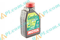 Масло 2T, 1л (полусинтетика, для садовой техники, HI-TECH, API TC) MOTUL (#102799)