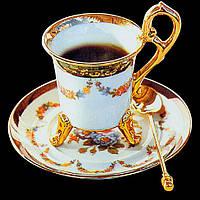 Алмазная вышивка DM-118 Чашка ароматного кофе  40*40см
