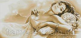 Алмазная вышивка DM-142 Женские мечты 60*30см