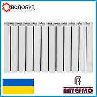 РАДИАТОР БИМЕТАЛЛИЧЕСКИЙ (СЕКЦИОННЫЙ) ALLTERMO 100x500