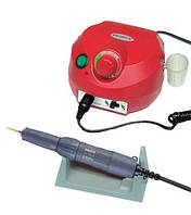 Фрезер для маникюра, комбинированного педикюра Escort 2 Pro красный, 40 000 об/мин без педали