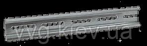 DIN-рейка 25 см, оцинкованная IEK