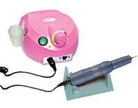 Фрезер для маникюра, комбинированного педикюра Escort 2 Pro розовый, 40 000 об/мин без педали