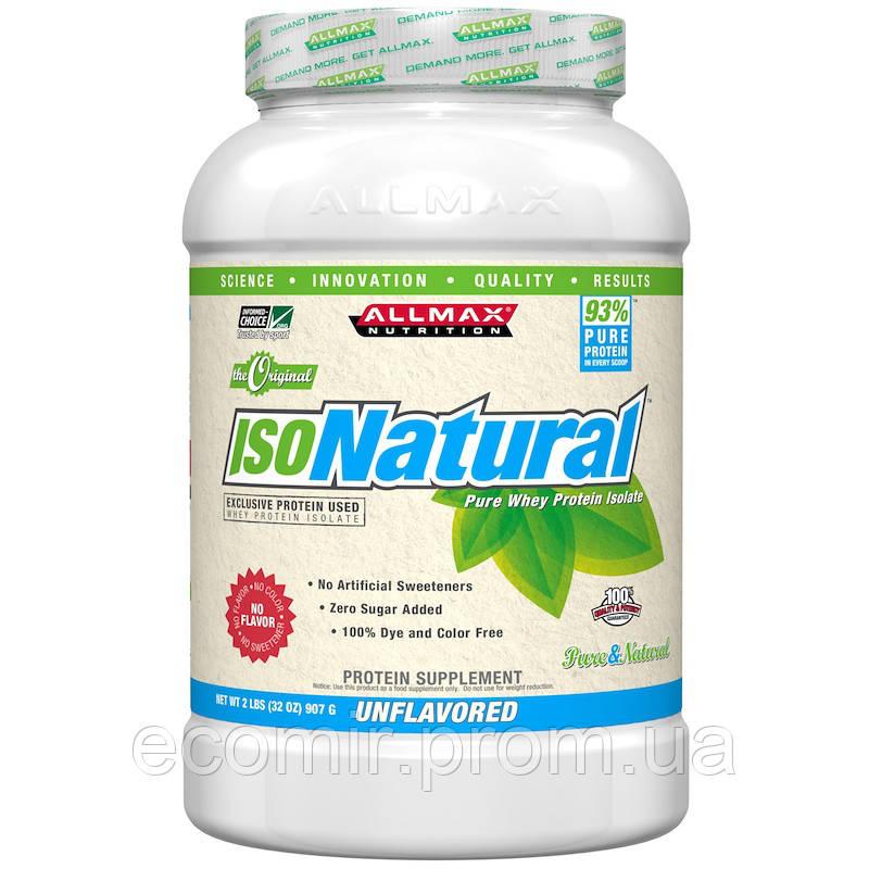 Сывороточный протеин сверхчистый, Allmax Nutrition (907 г)
