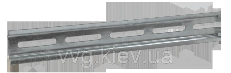 DIN-рейка 60 см, оцинкованная IEK