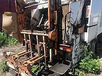 Terberg machines лифт подъема мусорных контейнеров