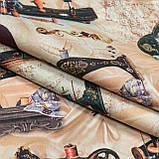 Декоративна тканина костура/costura швейні машинки 148892, фото 2