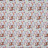 Декоративная ткань  бемби/bambi  олени 148893, фото 2