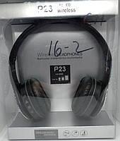 Навушники бездротові Bluetooth   SD   FM BT P23 bf9076c95650d