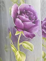 Тюль органза Роза IST-915, фото 2