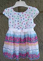 Летнее платье для девочки, фото 1