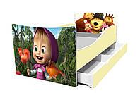 Ліжко дитяче Kinder 3 Viorina-Deko