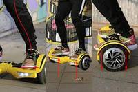 """Гироборд 2E HB 101 7.5"""" Jump [Yellow], фото 1"""