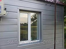 Металличесий сайдинг (Блок-хаус) доска, фото 2