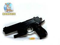 Детский Пистолет с пульками, лазер