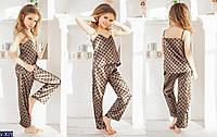 Пижама V-3078 (98-104, 110-116, 116-122, 122-128, 104-110) — купить Детская одежда оптом и в розницу в одессе 7км