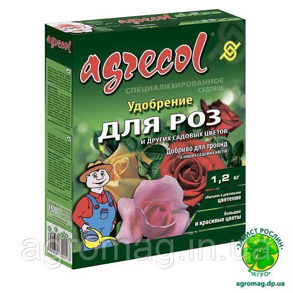 Agrecol 1,2 кг для роз