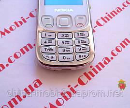 Копия Nokia 6303 на 3 сим-карты (nokia S6+) new, фото 2