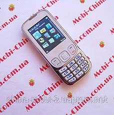 Копия Nokia 6303 на 3 сим-карты (nokia S6+) new, фото 3