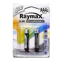 Аккумулятор Raymax AAA 600mAh HR03 Ni-MH 1.2V