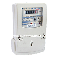 Электросчетчик однофазный цэ 6807б-u k 1,0 220в 5-60а м6ш6, установка в шкаф, класс точности 1, механический