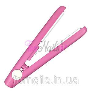 Плойка для прикорневого объема, цвет розовый