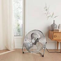 Вентилятор 45 см ХРОМ 110 Вт