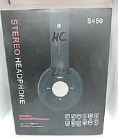 Навушники бездротові S460 black