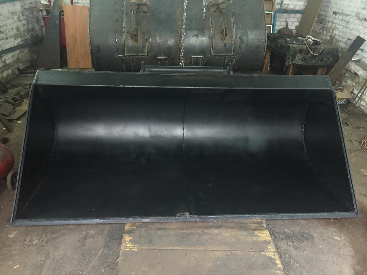 Ковш для погрузчика телескопического 1 куб.м. (JCB, Manitou), фото 1