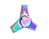 Спиннер разноцветный метал  спинер #101017