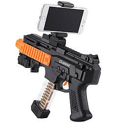 Виртуальный автомат AR Gun Game  | Пистолет для шутеров Android и iOS | беспроводной геймпад для телефона