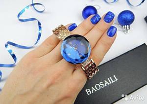 Элитные женские часы BAOSAILI! BLUE