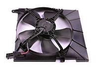 Вентилятор охлаждения радиатора Aveo 1.5-1.6 с конд в сборе с диф NEO