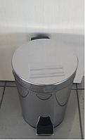 Ведро для мусора с педалью 3 литра  6-038, фото 1