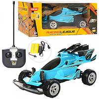 Машина BL711B р/у,аккум,гоночная,24 см,резин .колеса,USB зарядное, свет, в кор-ке,33-17-14,5см