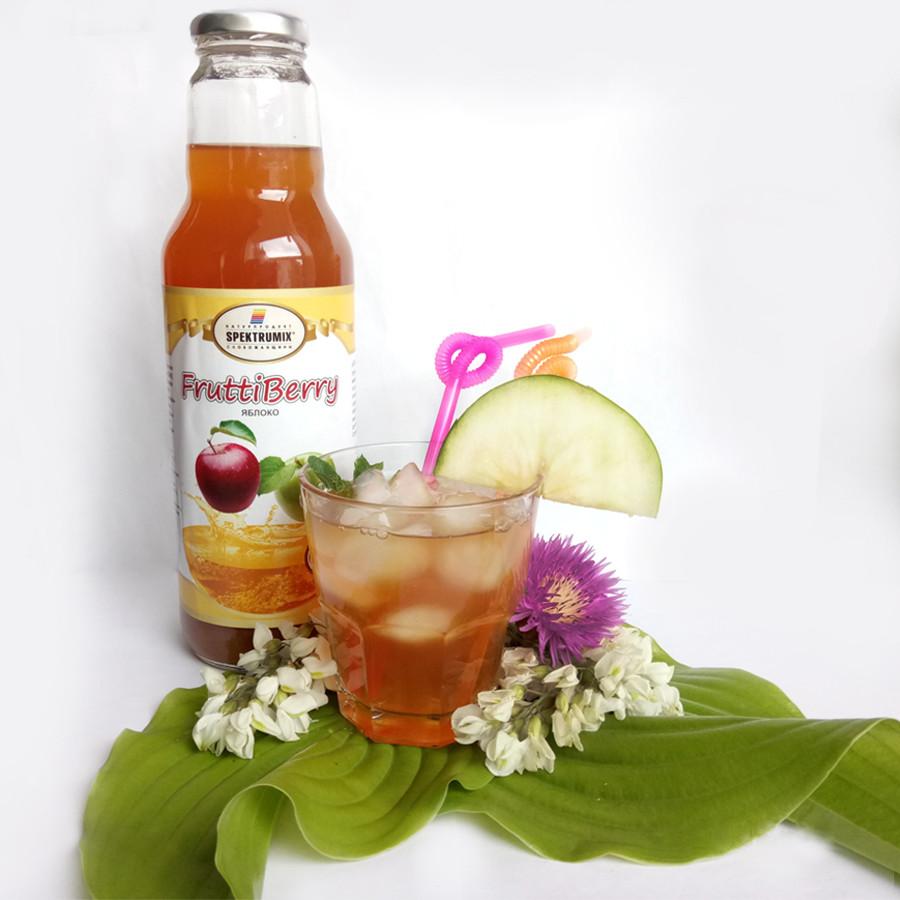 Напиток яблочный натуральный «Frutti Berry» (яблоко) 0,75 л