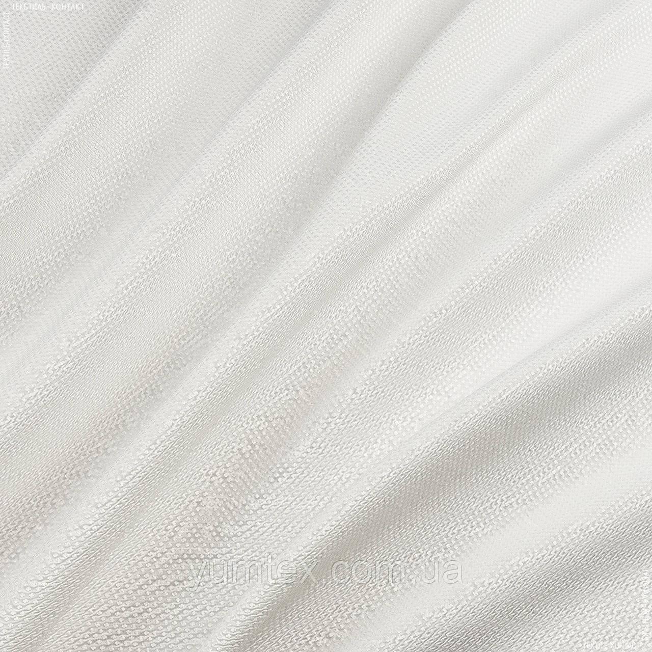 Скатертная тканина саванна база/ base молочний 144938