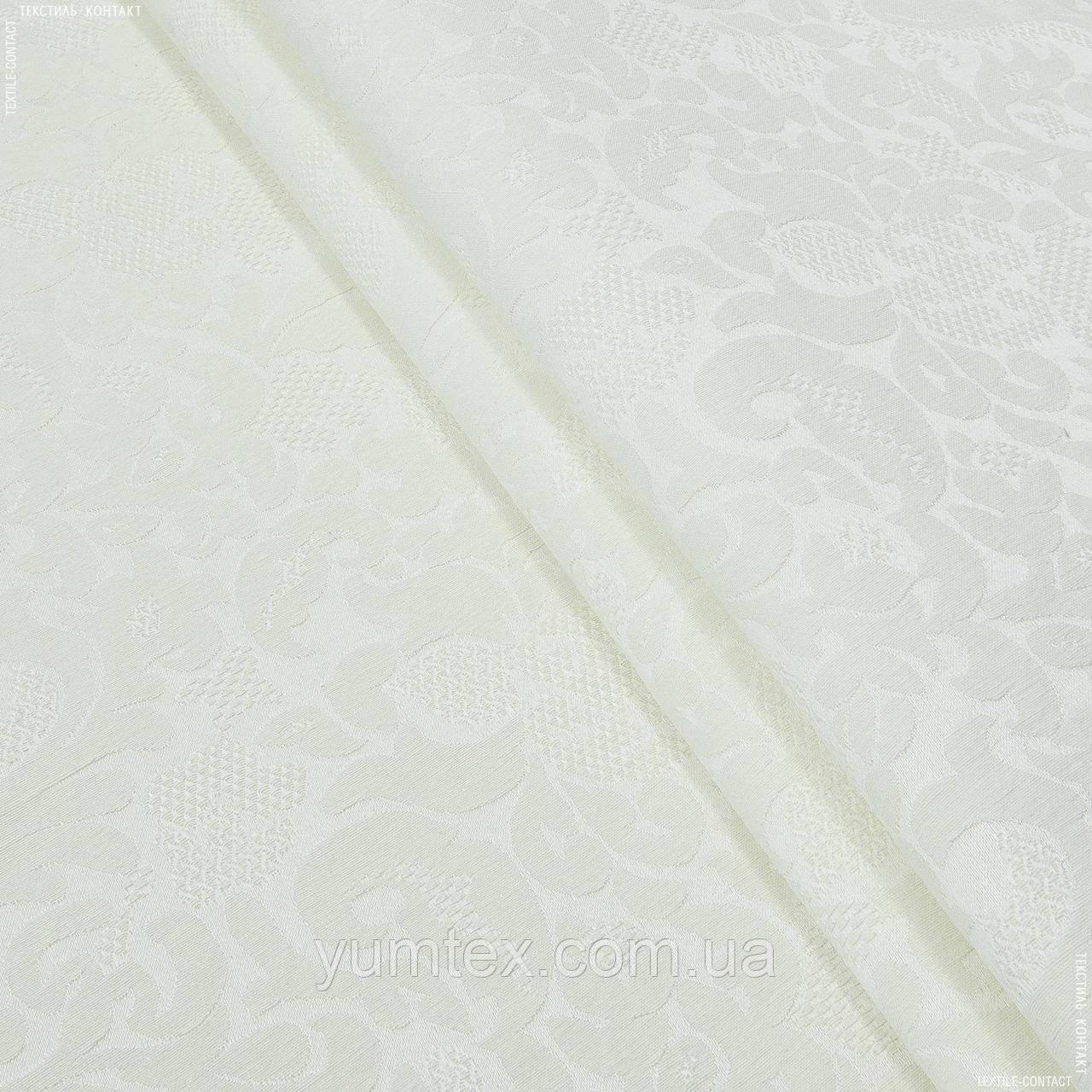 Декоративна тканина рапсодія / крем 137643